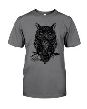 Owl  Premium Fit Mens Tee thumbnail