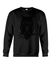 Owl  Crewneck Sweatshirt thumbnail
