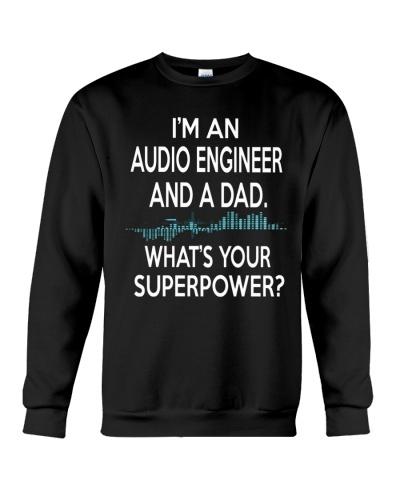 Audio Engineer Dad