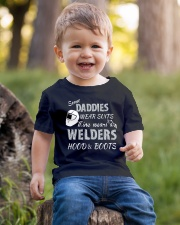 Some Daddies Welders Youth T-Shirt lifestyle-youth-tshirt-front-4