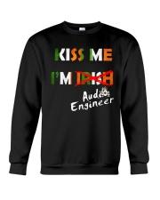 Audio Engineer Irish Crewneck Sweatshirt thumbnail
