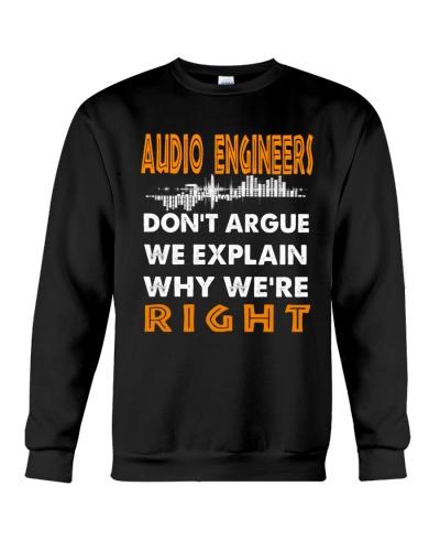 Audio Engineers Right