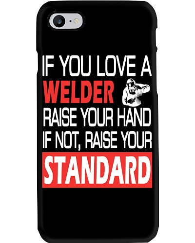 Welder you love