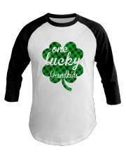 One lucky Grandkids Baseball Tee thumbnail