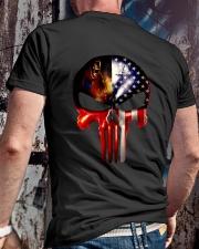 Welder tee Classic T-Shirt lifestyle-mens-crewneck-back-2