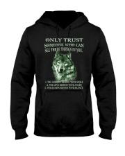 Only Trust  Hooded Sweatshirt thumbnail