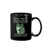 Only Trust  Mug thumbnail