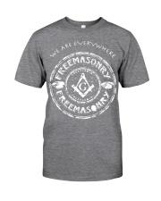 G Everywhere Classic T-Shirt thumbnail