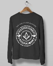 G Everywhere Crewneck Sweatshirt lifestyle-unisex-sweatshirt-front-10