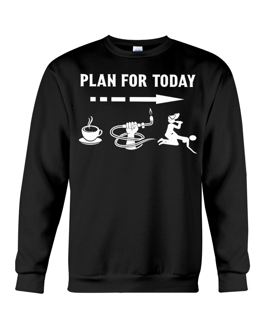 Welder Plan Crewneck Sweatshirt