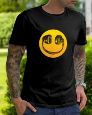 Music Perfect Gift  Classic T-Shirt lifestyle-mens-crewneck-front-7