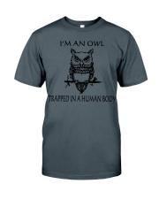 Owl Tee Classic T-Shirt thumbnail