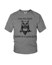 Owl Tee Youth T-Shirt thumbnail