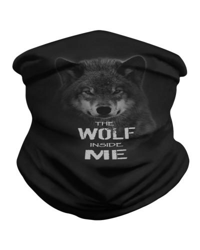 The Wolf  Neck Gaiter
