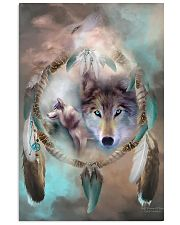 Awesome Wolf Poster 11x17 Poster front