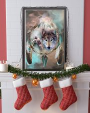 Awesome Wolf Poster 11x17 Poster lifestyle-holiday-poster-4