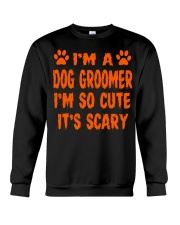Dog Groomer  Crewneck Sweatshirt thumbnail