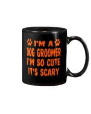 Dog Groomer  Mug tile