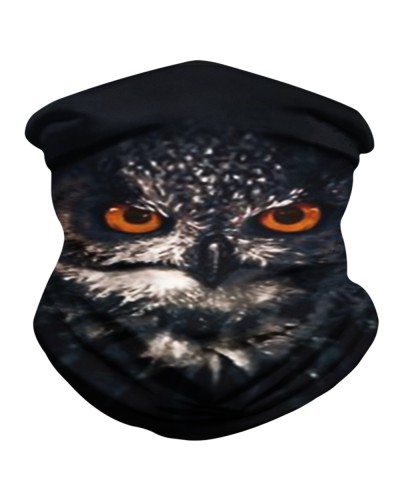 Owl Lover Neck Gaiter