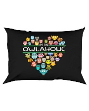 Owlaholic Rectangular Pillowcase thumbnail