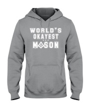 Worlds Okayest G Hooded Sweatshirt thumbnail