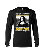 Sound Mix Long Sleeve Tee tile