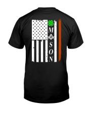 Irish G tee Classic T-Shirt back