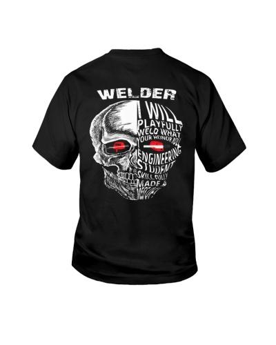 Welder tee