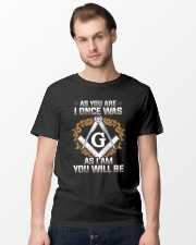 You will be Classic T-Shirt lifestyle-mens-crewneck-front-15