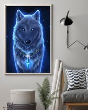 Wolf Spirit Poster 11x17 Poster lifestyle-poster-1