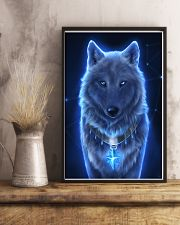 Wolf Spirit Poster 11x17 Poster lifestyle-poster-3