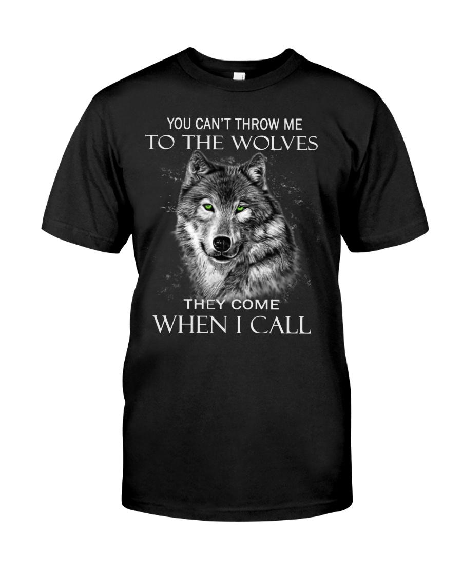 When I Call Classic T-Shirt
