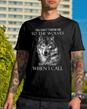 When I Call Classic T-Shirt lifestyle-mens-crewneck-front-8