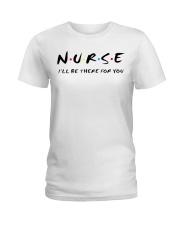 Nurse  Tshirt Ladies T-Shirt front