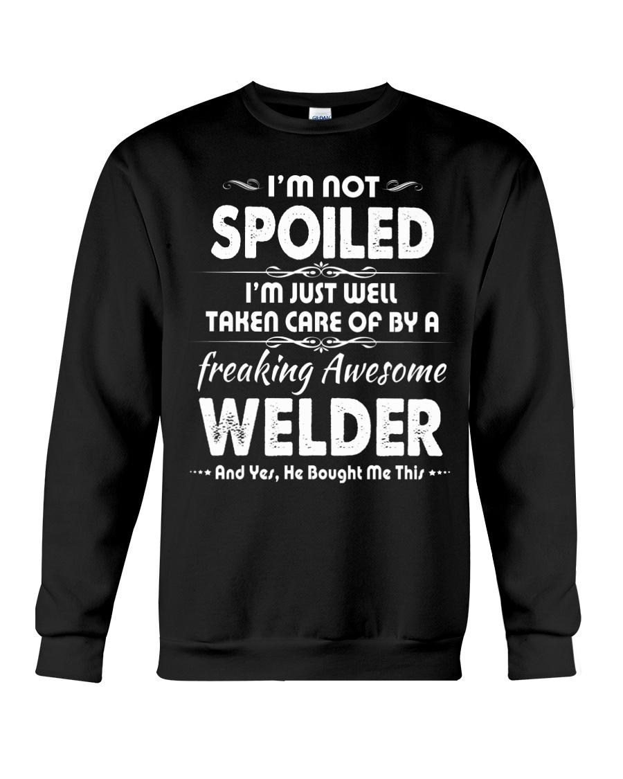 Welder's Wife Crewneck Sweatshirt