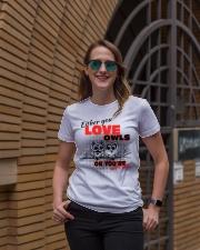 Love Owl Ladies T-Shirt lifestyle-women-crewneck-front-2