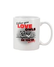 Love Owl Mug thumbnail