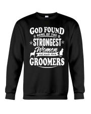 Dog Groomer  Crewneck Sweatshirt thumbnail