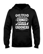 Dog Groomer  Hooded Sweatshirt thumbnail