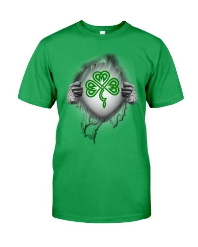 Irish Pride On Tee