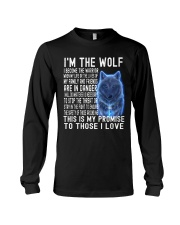 I'M THE Wolf Tshirt Long Sleeve Tee thumbnail