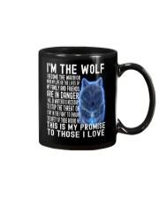 I'M THE Wolf Tshirt Mug thumbnail