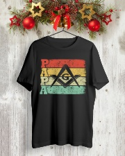Papa G tee Premium Fit Mens Tee lifestyle-holiday-crewneck-front-2