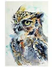 Owl Poster  24x36 Poster front