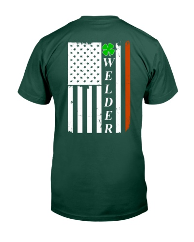Irish Welder Tshirt