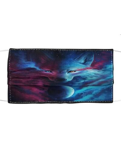 Wolf Cloth Mask