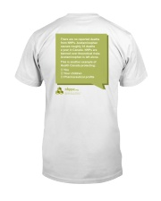 Ban Acetaminophen Classic T-Shirt back