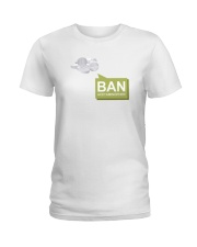Ban Acetaminophen Ladies T-Shirt thumbnail