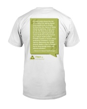 Ban Lightning Classic T-Shirt back