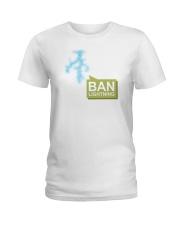 Ban Lightning Ladies T-Shirt thumbnail